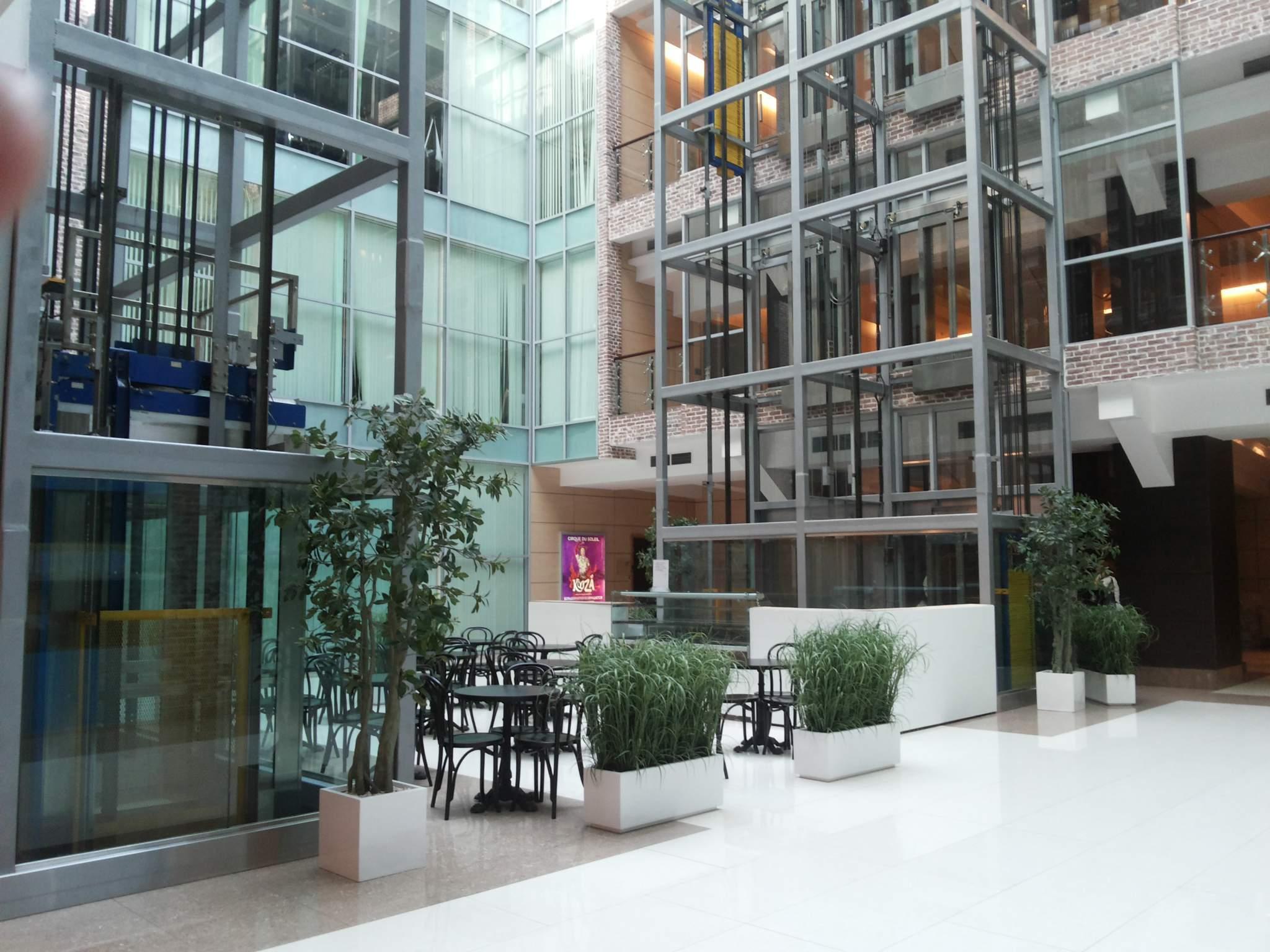 Офисное помещение площадью 1000 кв.м на