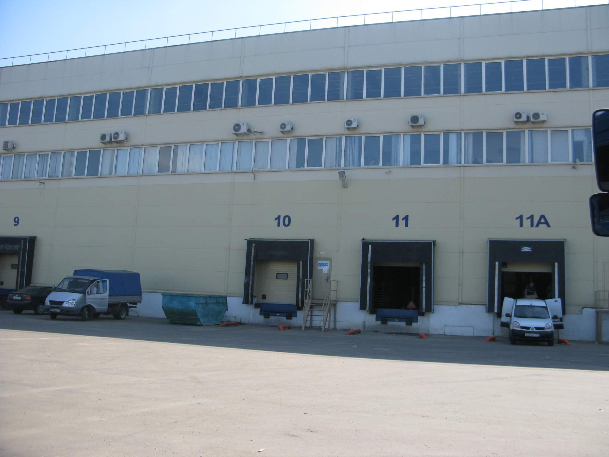 Склад в аренду по адресу Россия, Московская обл, Домодедово, Рябиновая улица, 10