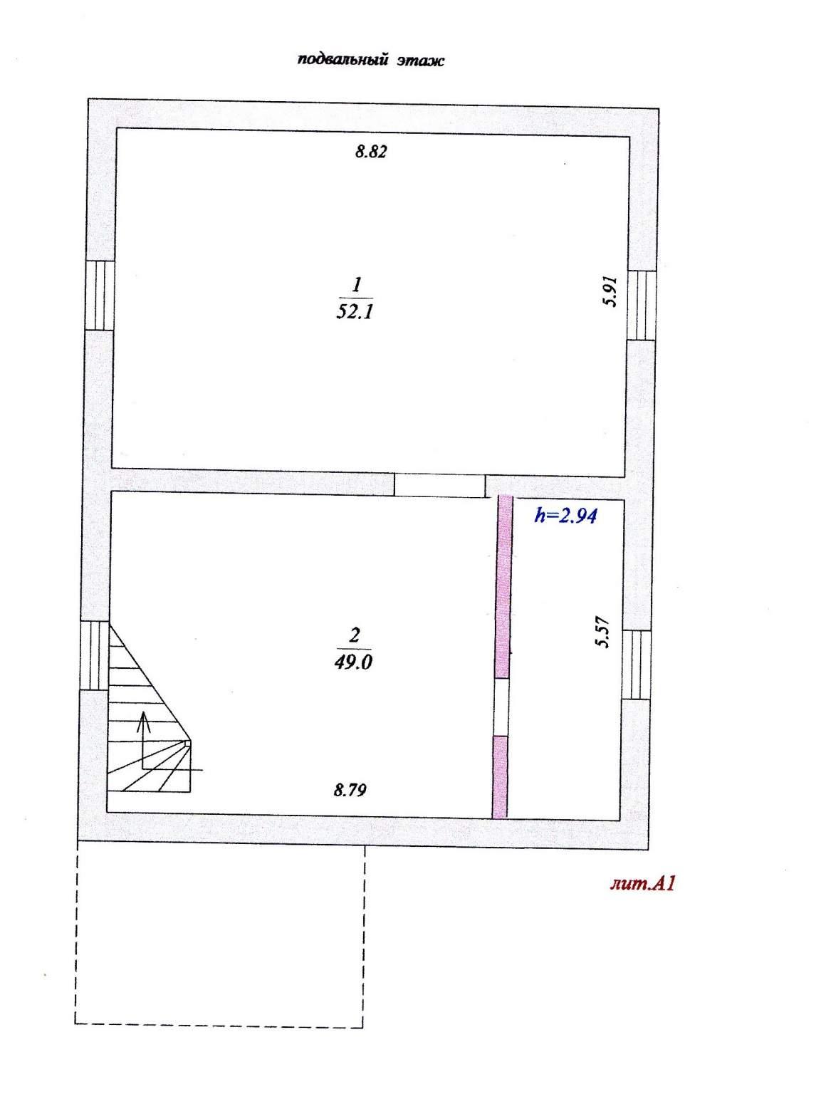 Схема устройства монолитного фундамента в Мытищах