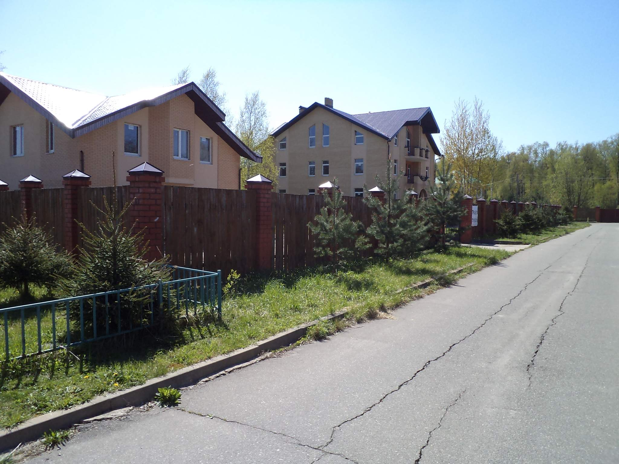 Коттедж на продажу по адресу Россия, Москва, Вороновское п, деревня Юдановка, ЖСПК Моспроектовец территория