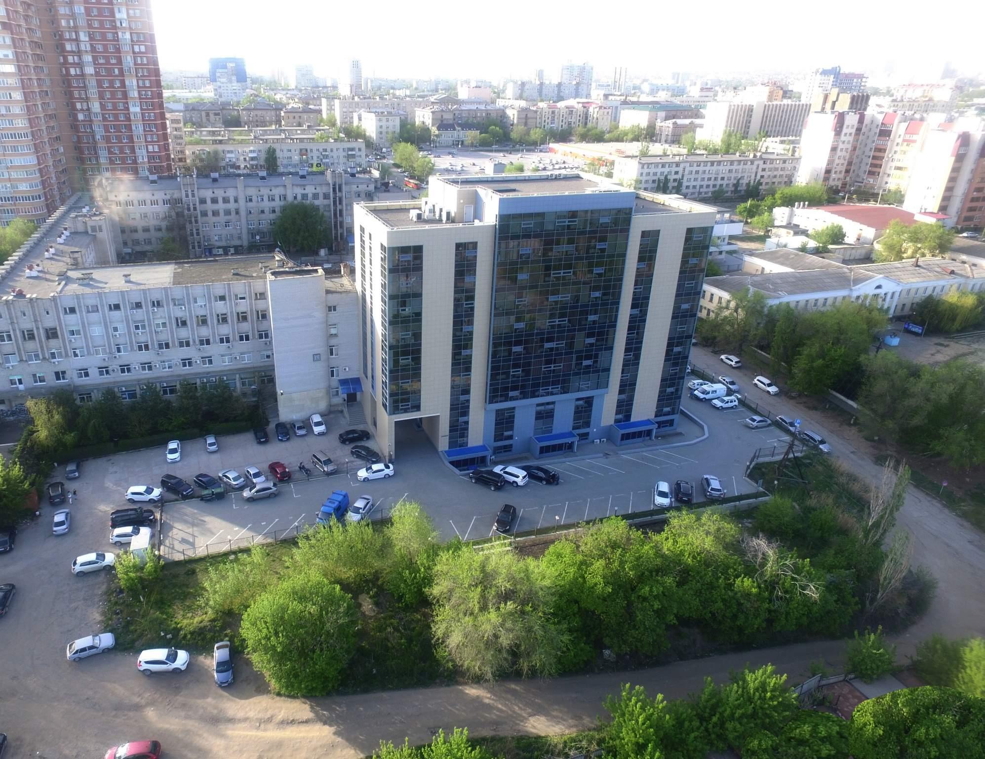 Офисные Помещения в аренду по адресу Россия, Волгоградская обл, Волгоград, Баррикадная улица, 1Б