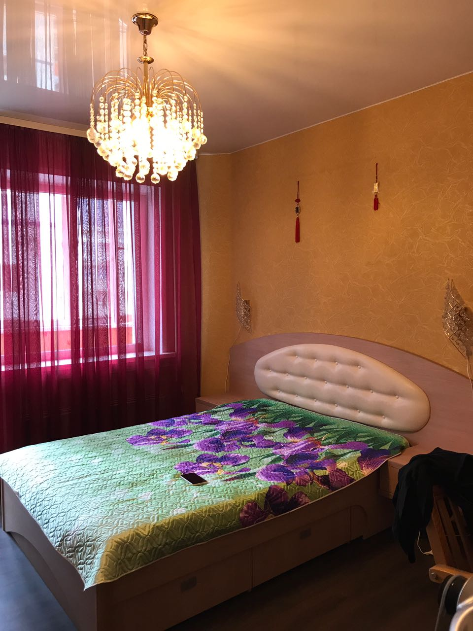 Квартира в аренду по адресу Россия, Новосибирская обл, Новосибирск, Демакова улица, 6