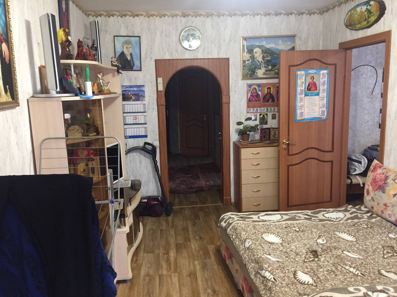 Квартира на продажу по адресу Россия, Тюменская обл, Тюмень, Волгоградская улица, 119