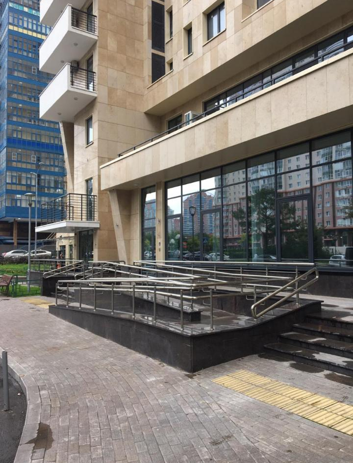 Готовый Бизнес на продажу по адресу Россия, Москва, Москва, Ленинский проспект, 107к1