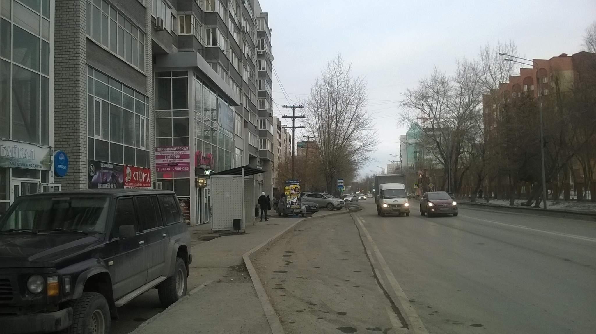 Торговые Помещения в аренду по адресу Россия, Тюменская обл, Тюмень, Холодильная улица, 138