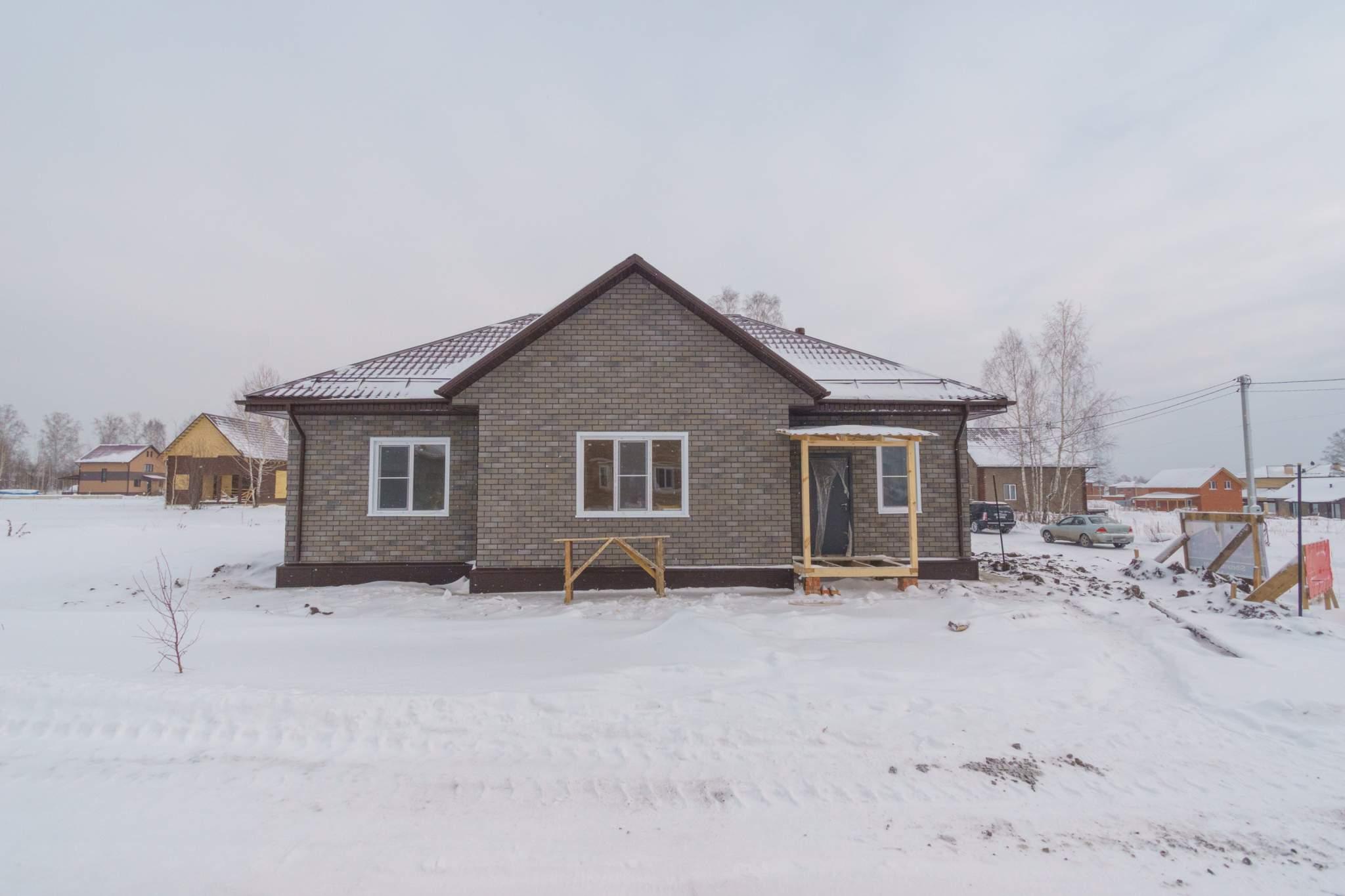 Дом на продажу по адресу Россия, Новосибирская обл, Новосибирский р-н, Новосибирский район, Близкий микрорайон