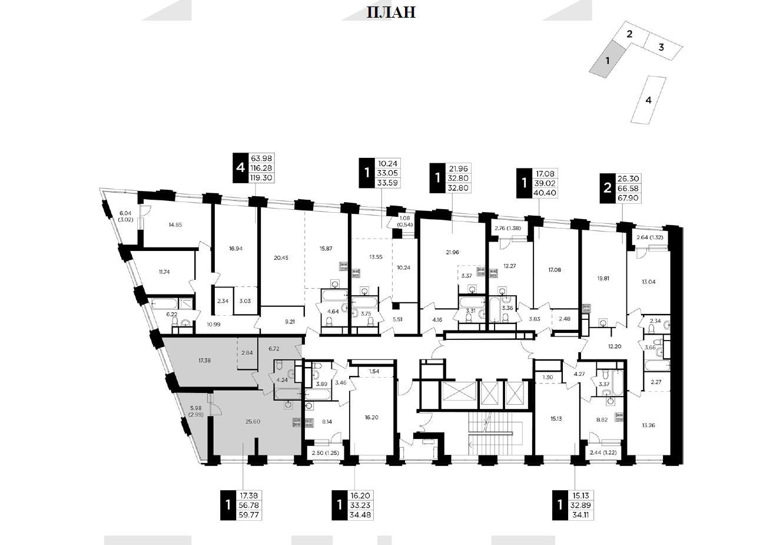 Петра Алексеева 2-й переулок, д.1