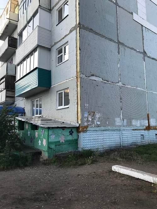 Красноярский край, городской поселок Дубинино, Пионеров КАТЭКа улица, д.37