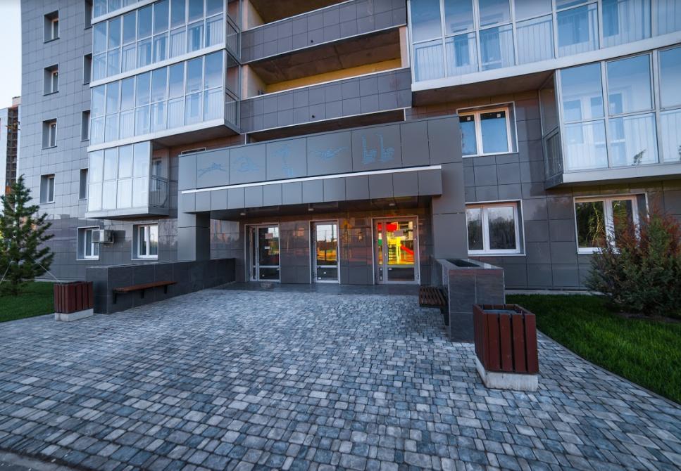 Квартира на продажу по адресу Россия, Татарстан респ, Казань, Детский проезд, 1к1