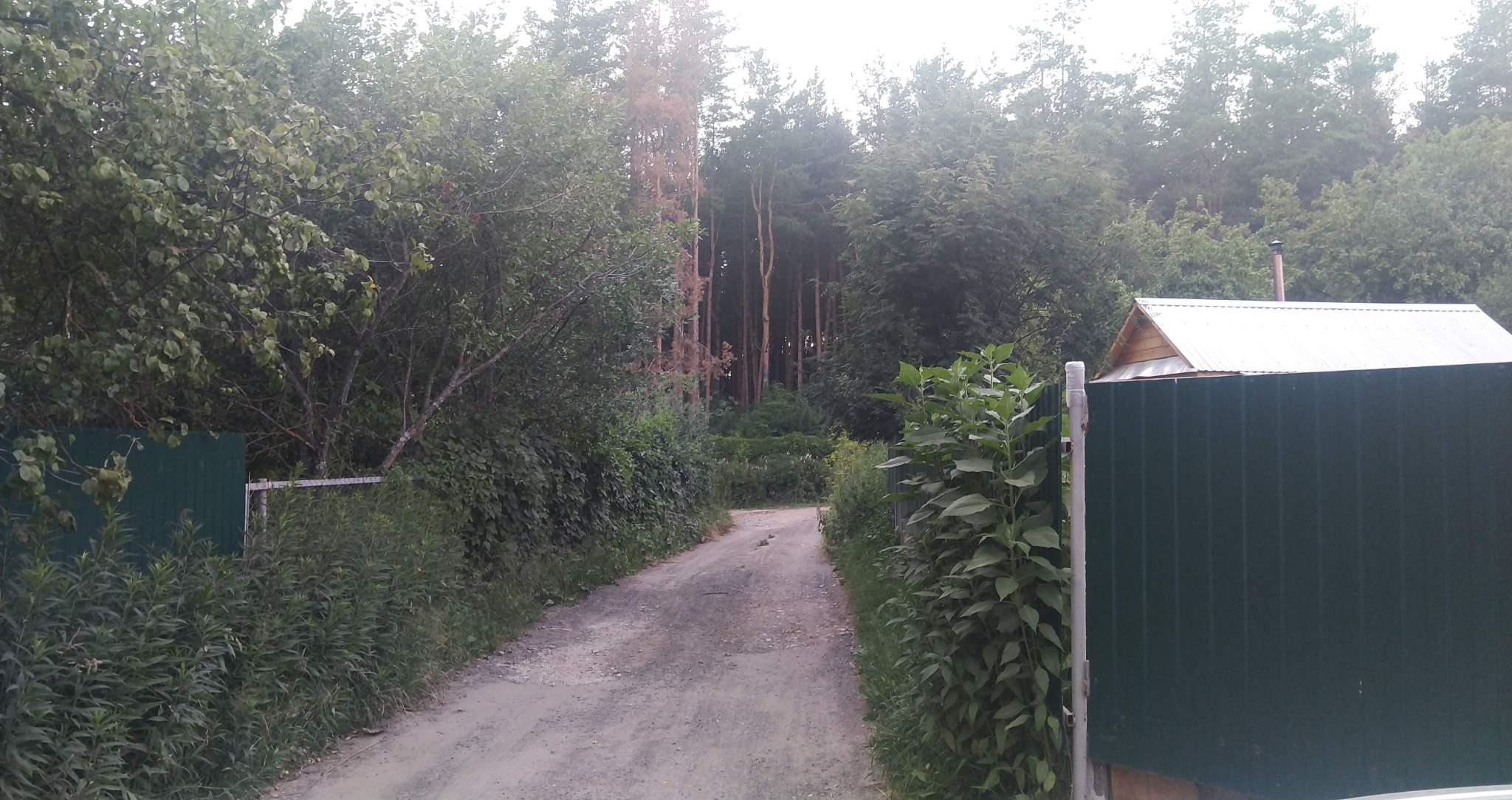 Продажа  участка СНТ Коллективного сада N8 КАПО им С.П.Горбунова территория