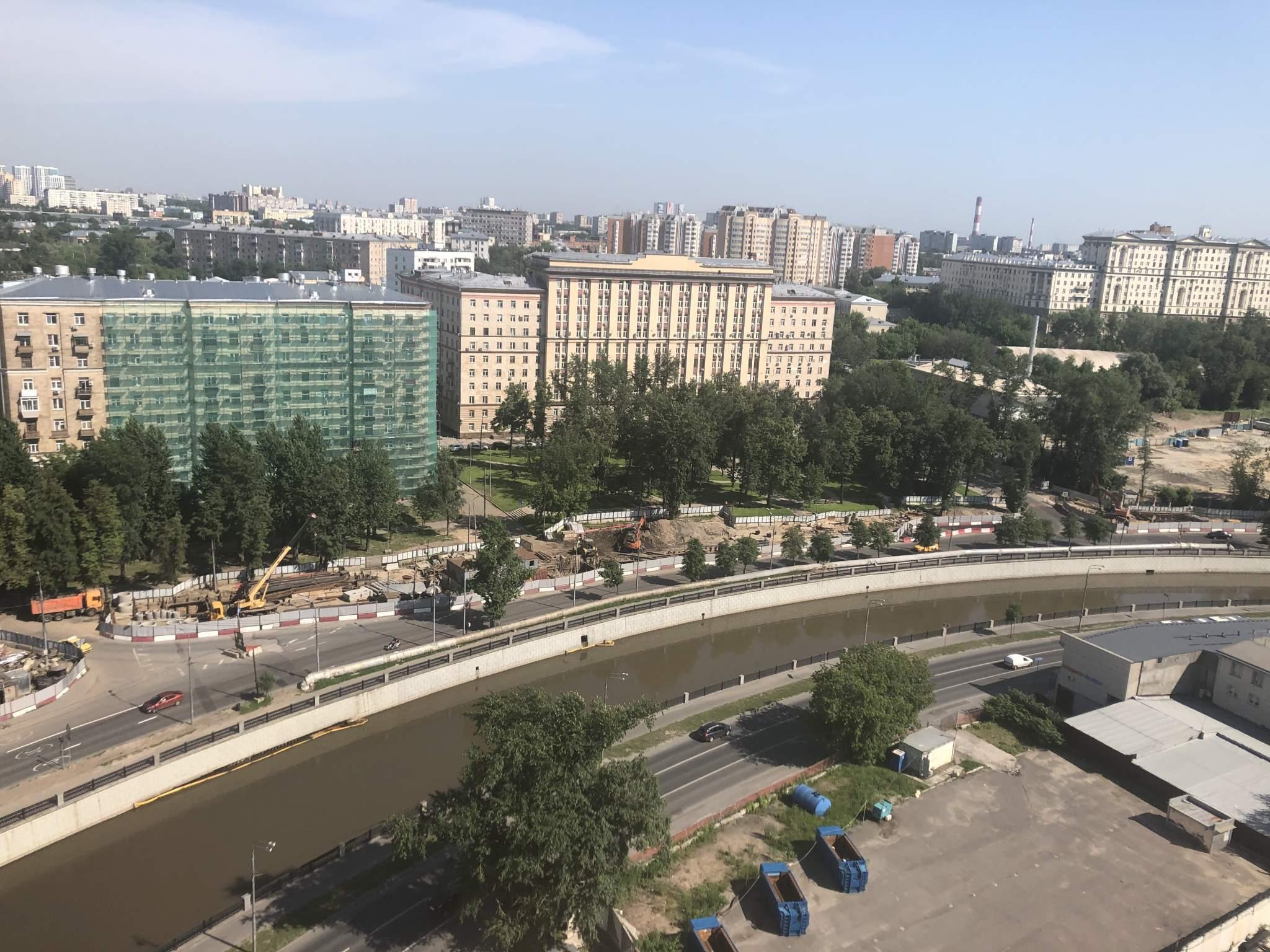 Продажа 3-комнатной квартиры, Москва, Почтовая Б. улица,  д.30С1
