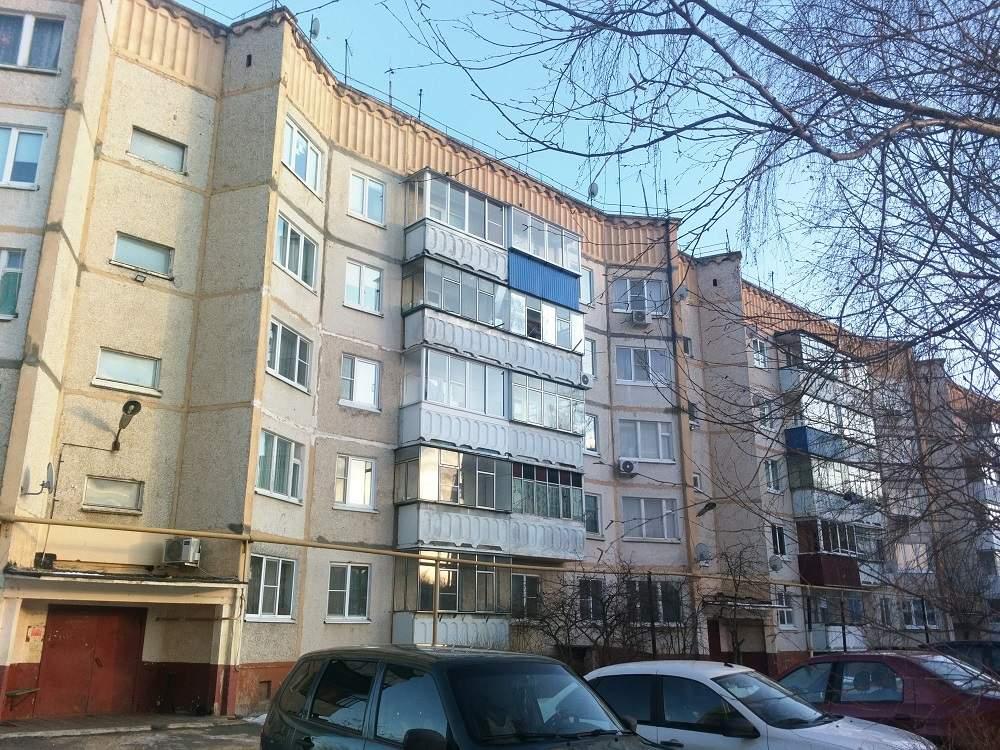 Липецкая область, Краснинский район, поселок Краснинский, Газовиков улица, д.9