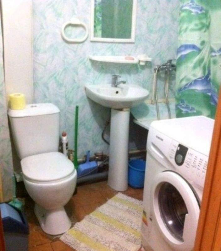 Аренда 1-комнатной квартиры, Тюмень, Домостроителей улица,  д.12А
