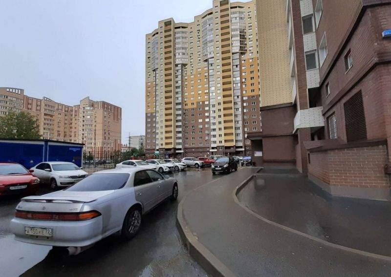 Аренда 1-комнатной квартиры, Тюмень, Ямская улица,  д.86