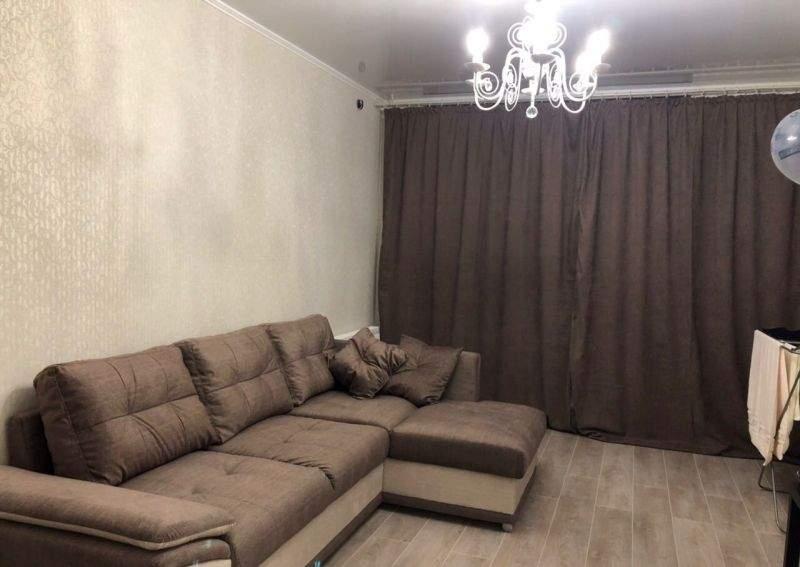 Аренда 1-комнатной квартиры, Тюмень, Червишевский тракт,  д.58