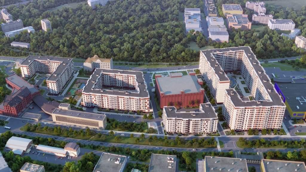 Продажа 1-комнатной новостройки, Санкт-Петербург, Черниговская улица,  д.1