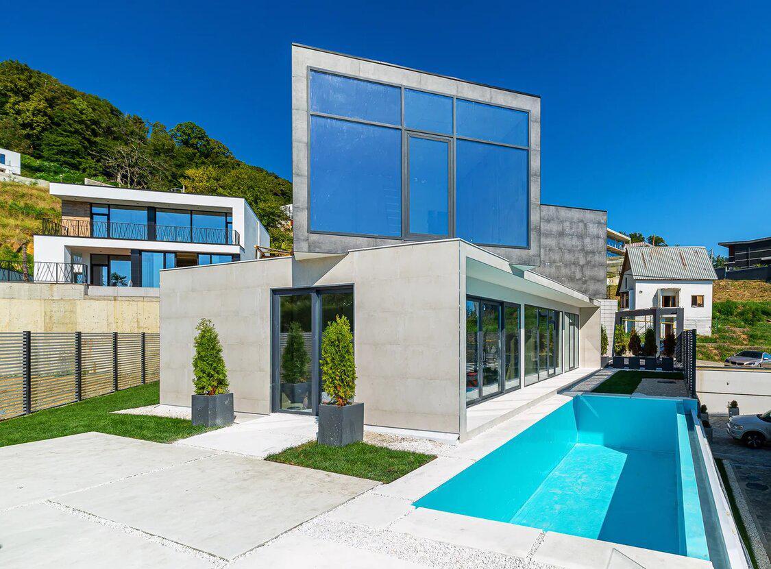 Продажа дома, 190м <sup>2</sup>, 5 сот., Сочи, Звездная улица
