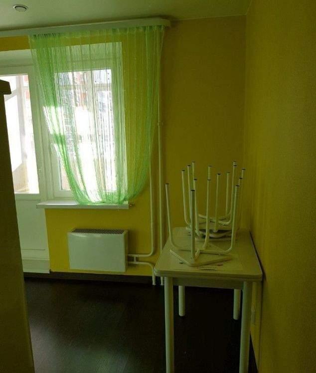 Аренда 1-комнатной квартиры, Тюмень, Кремлевская улица,  д.110к2