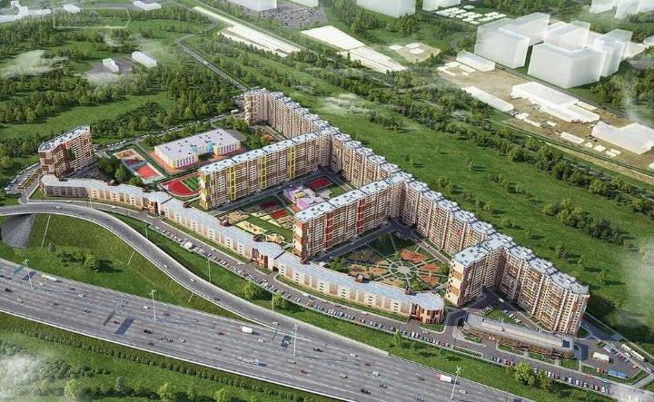 Продажа 1-комнатной новостройки, Санкт-Петербург, Пулковское шоссе,  д.30