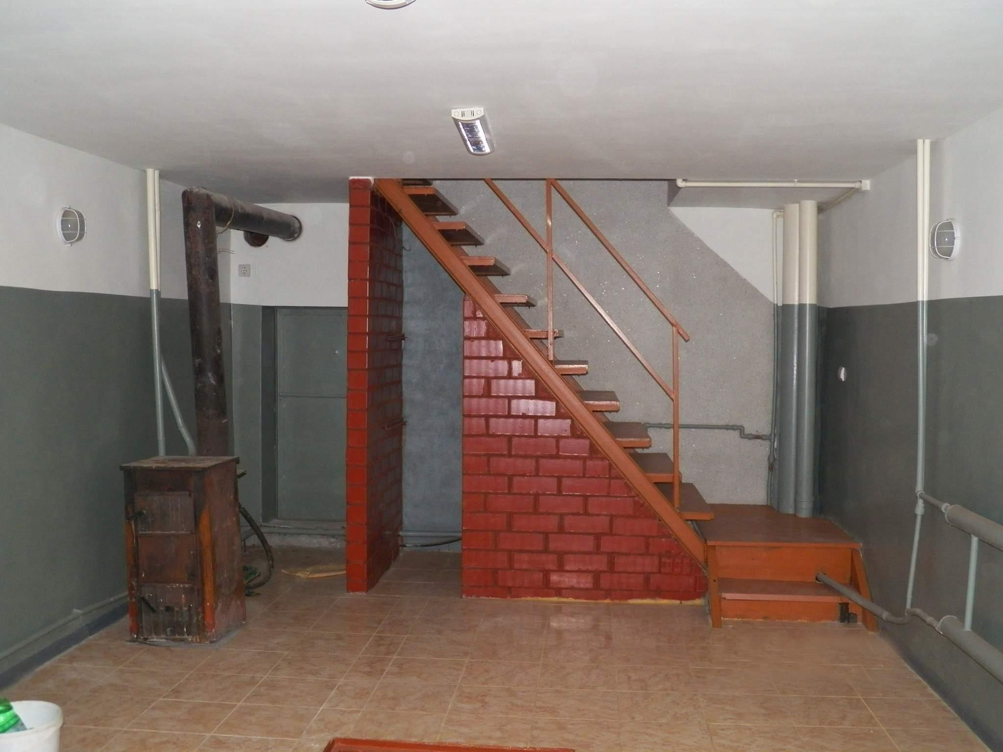 ЧМР, капитальный жилой гараж в ПСК-34