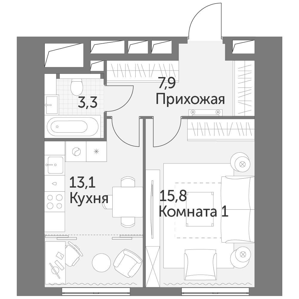 Академика Волгина улица, влд2