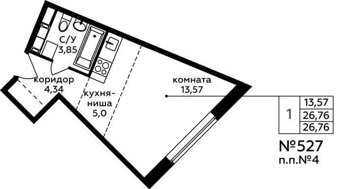 Московская область, Ленинский район, Видное, Зеленые аллеи бульвар, д.9