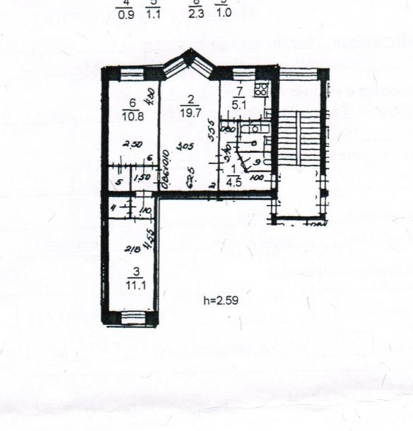 Среднеохтинский проспект, д.3к2