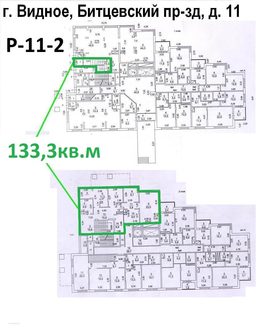 Московская область, Ленинский район, Видное, Битцевский, д.11
