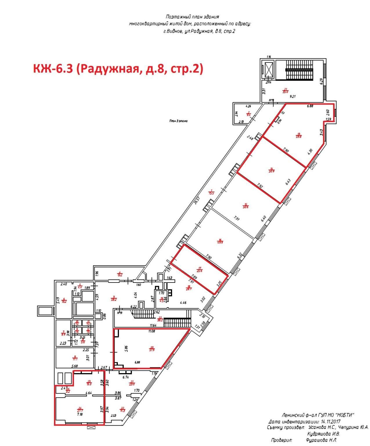 Московская область, Ленинский район, Видное, Радужная, д.8стр2