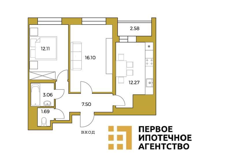Маршала Казакова улица, д.72к1 стр 1