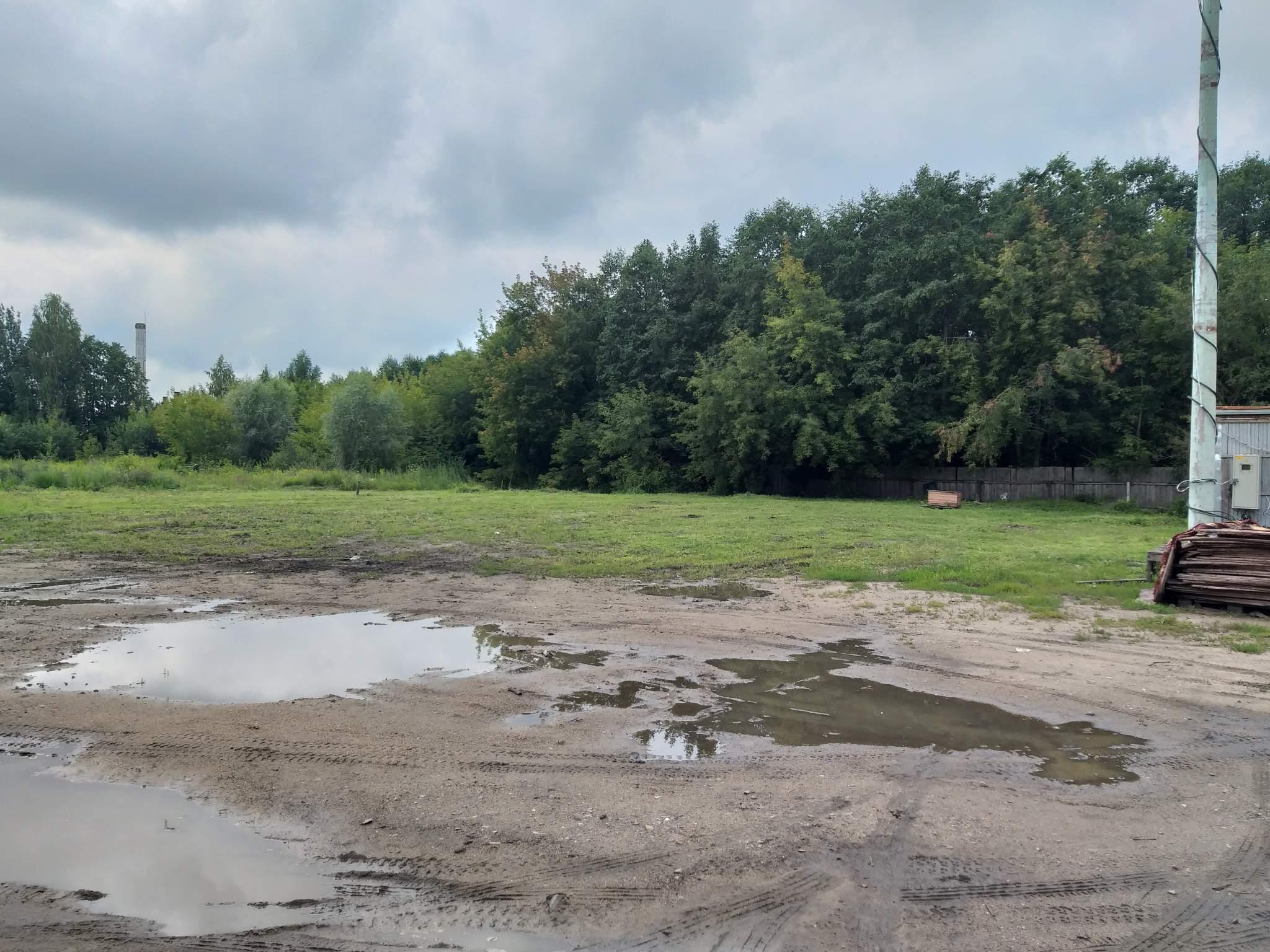 Аренда земельного участка 500 кв.м