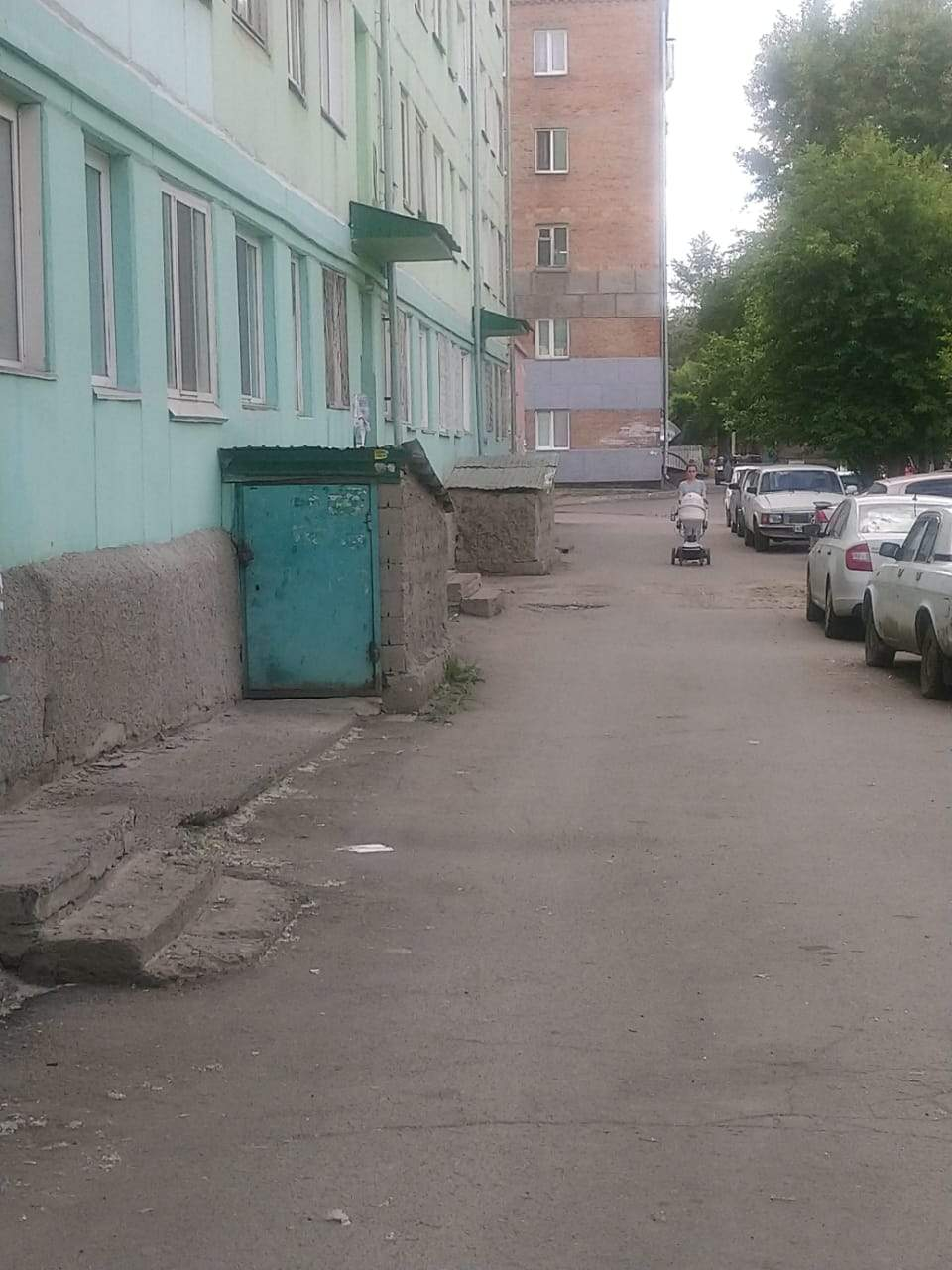 Красноярский край, Красноярск, Курчатова улица, д.2