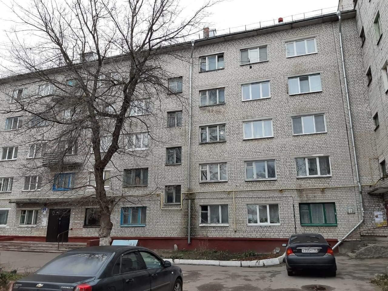 Брянская область, Брянск, Клары Цеткин улица, д.27