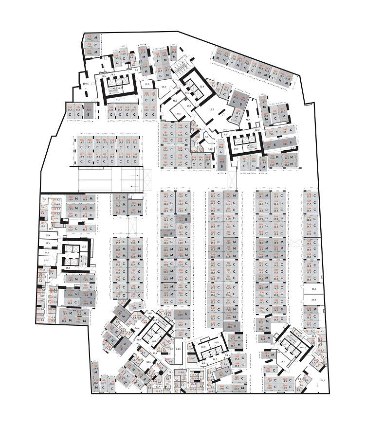 Продажа коммерческой недвижимости, 14м <sup>2</sup>, Москва, Академика Волгина улица