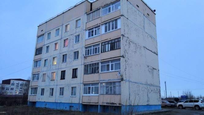 Республика Коми, Усинск, Ленина улица, д.3