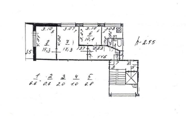 Товарищеский проспект, д.4