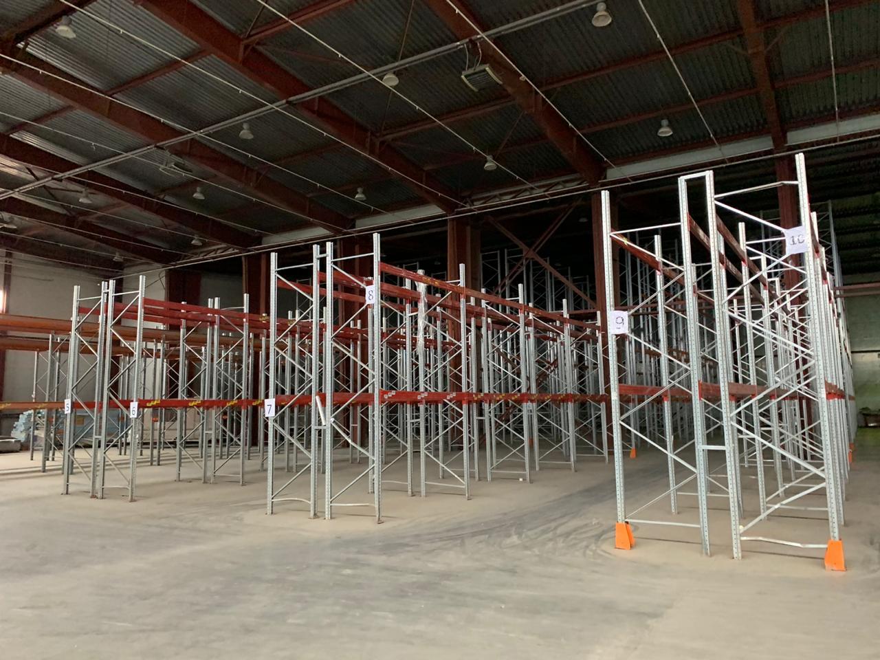 Сдается склад площадью 6200 кв.м