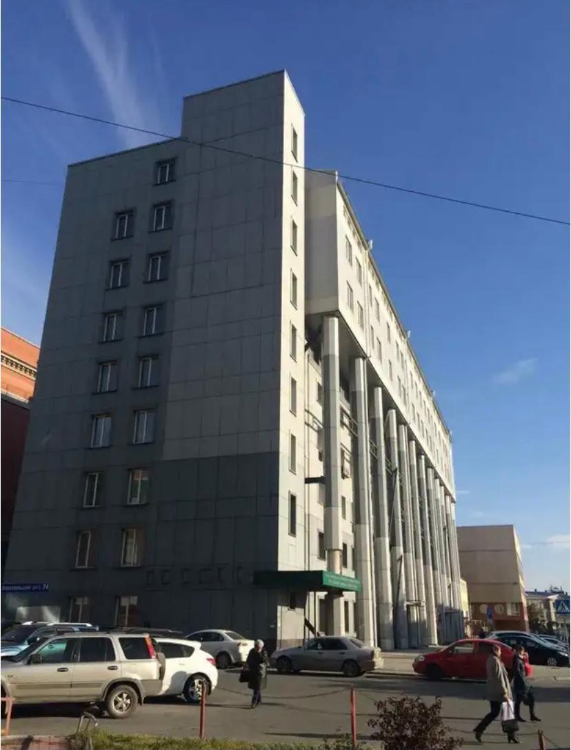 Офис площадью 26 м2, на 7 этаже