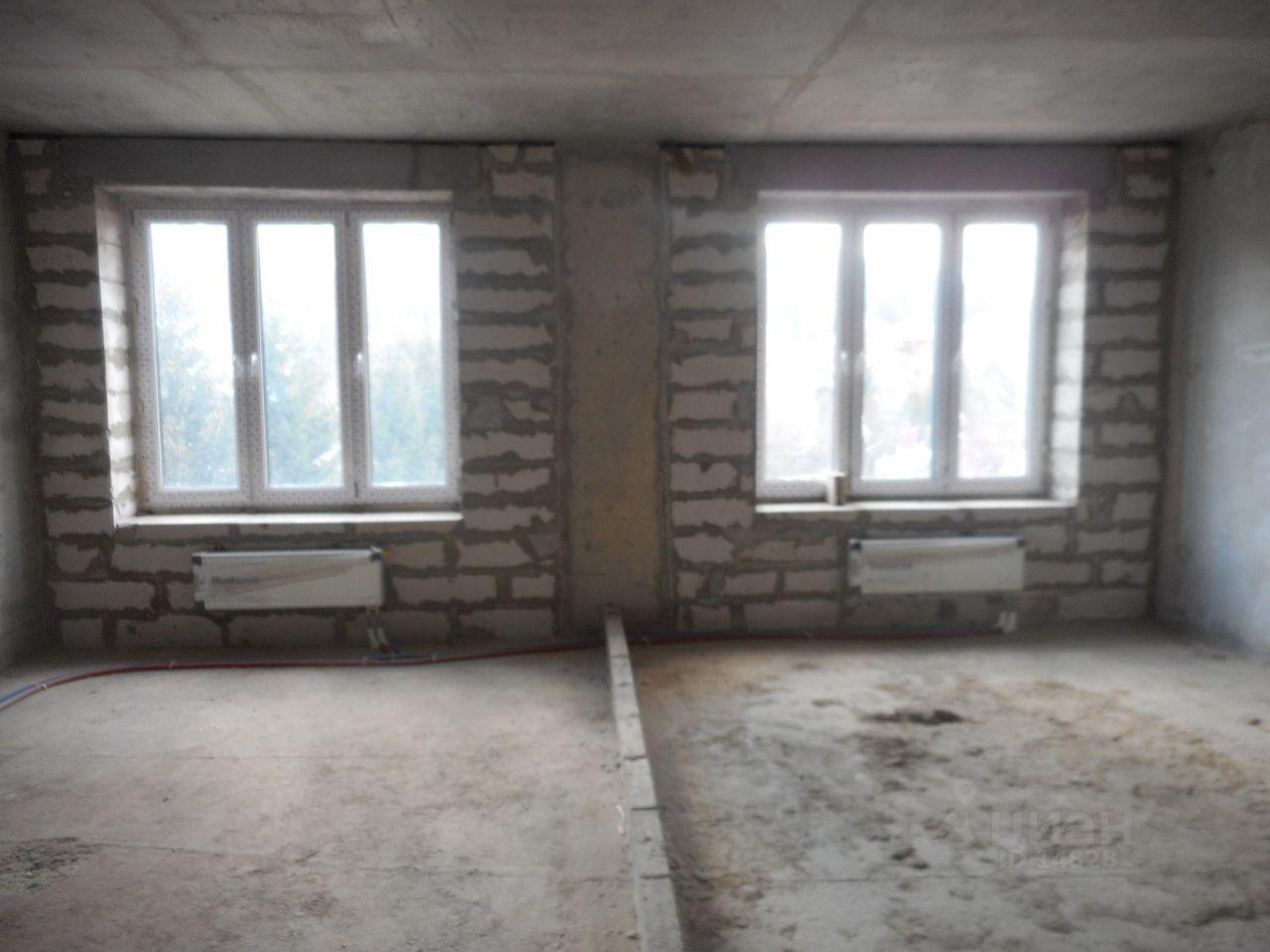 3-комнатная квартира, село Немчиновка, Ольховая, д.19