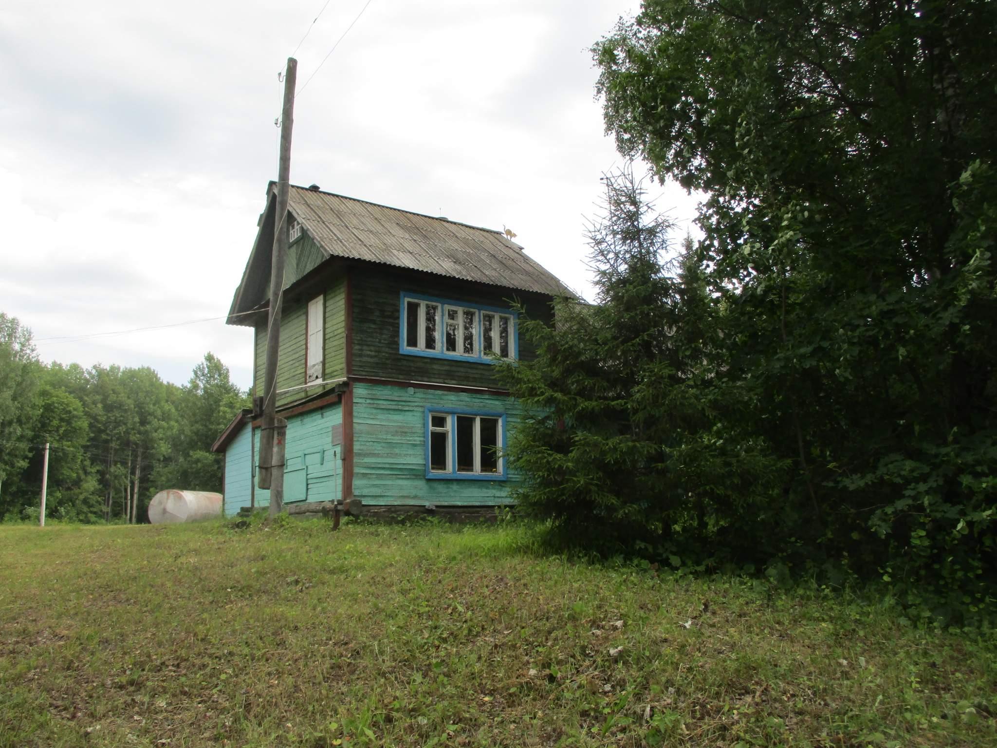 Продажа  дома Лесная, д.зд32А
