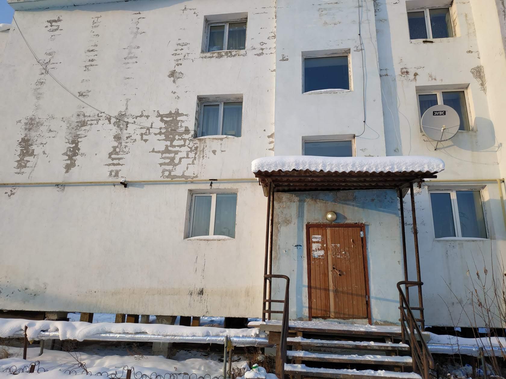 Республика Саха (Якутия), Якутск, Якова Петерса улица, д.4