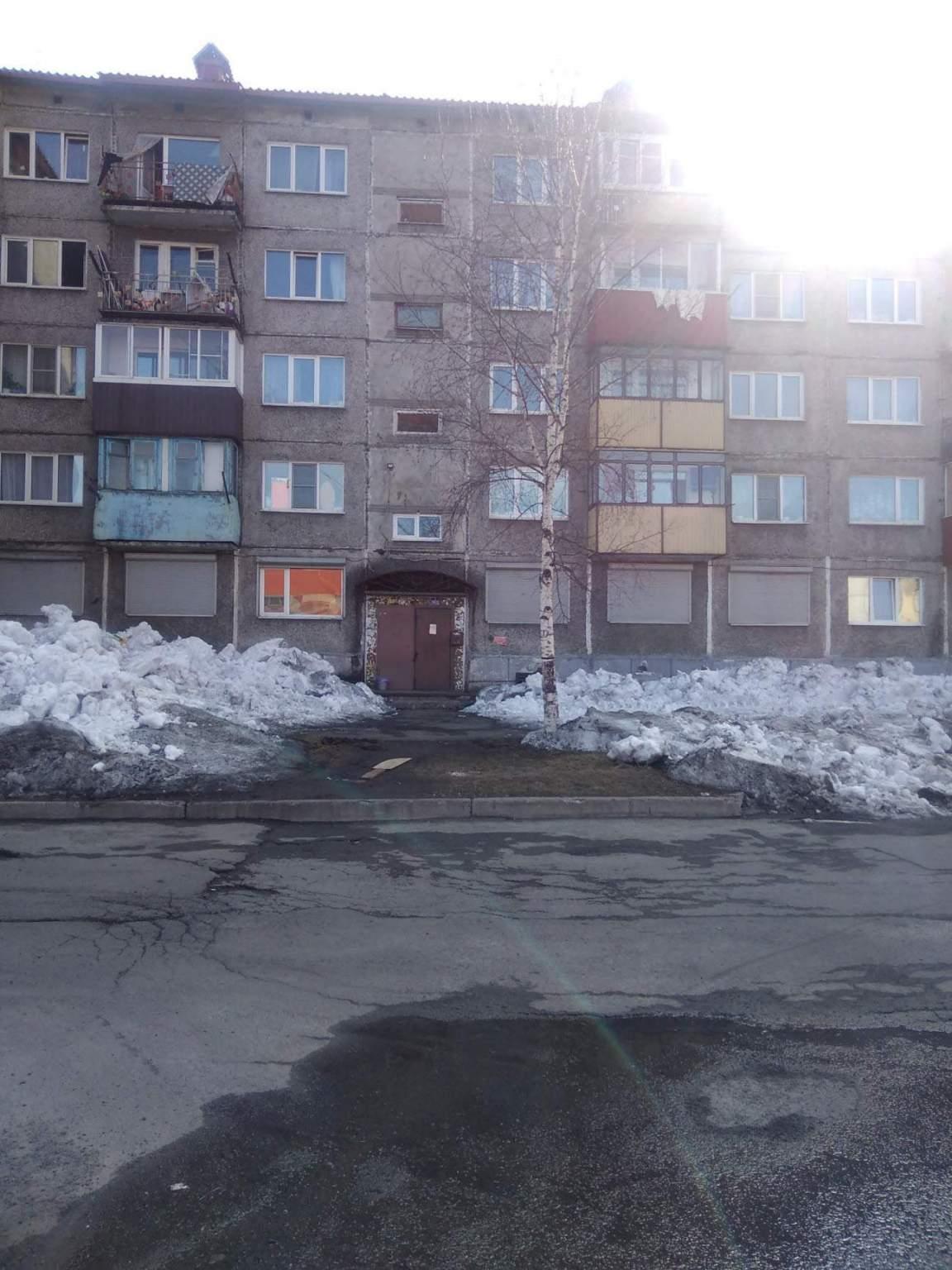 Кемеровская область, Междуреченск, Интернациональная улица, д.12