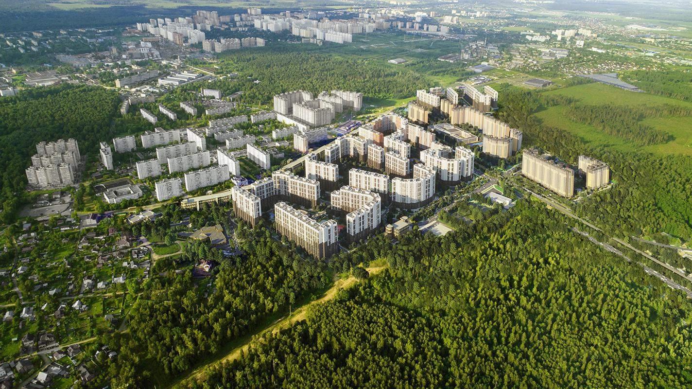 Московская область, Балашиха, Косинское шоссе, д.1