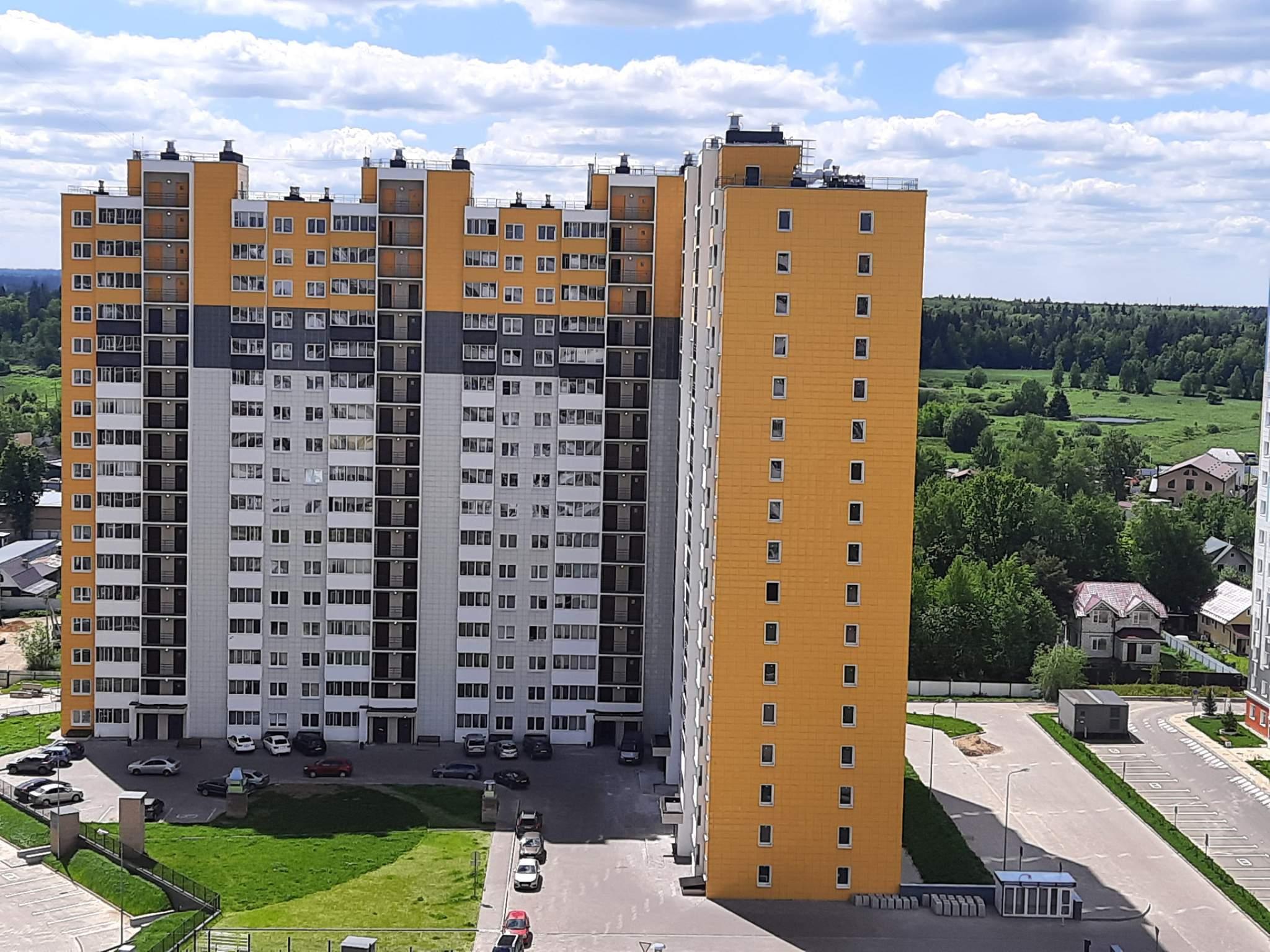 Московская область, Солнечногорск, Зеленый, д.2