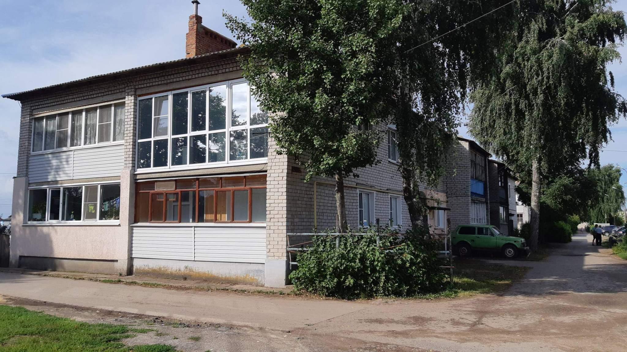 Рязанская область, Рязанский район, село Мушковатово, Садовая улица, д.1