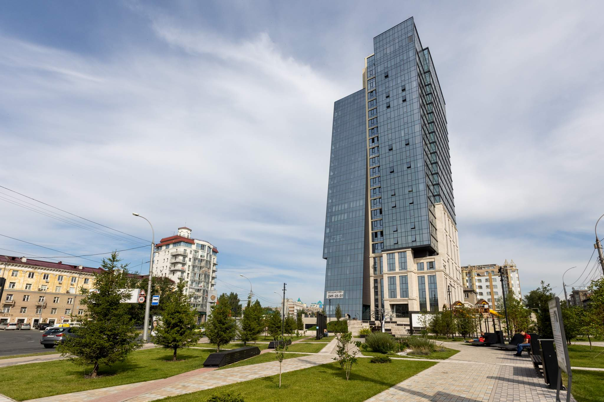 Новосибирская область, Новосибирск, Советская, д.75