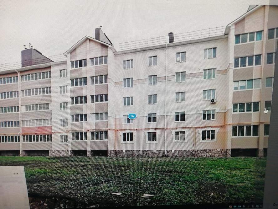 Республика Башкортостан, Салават, Бекетова улица, д.36