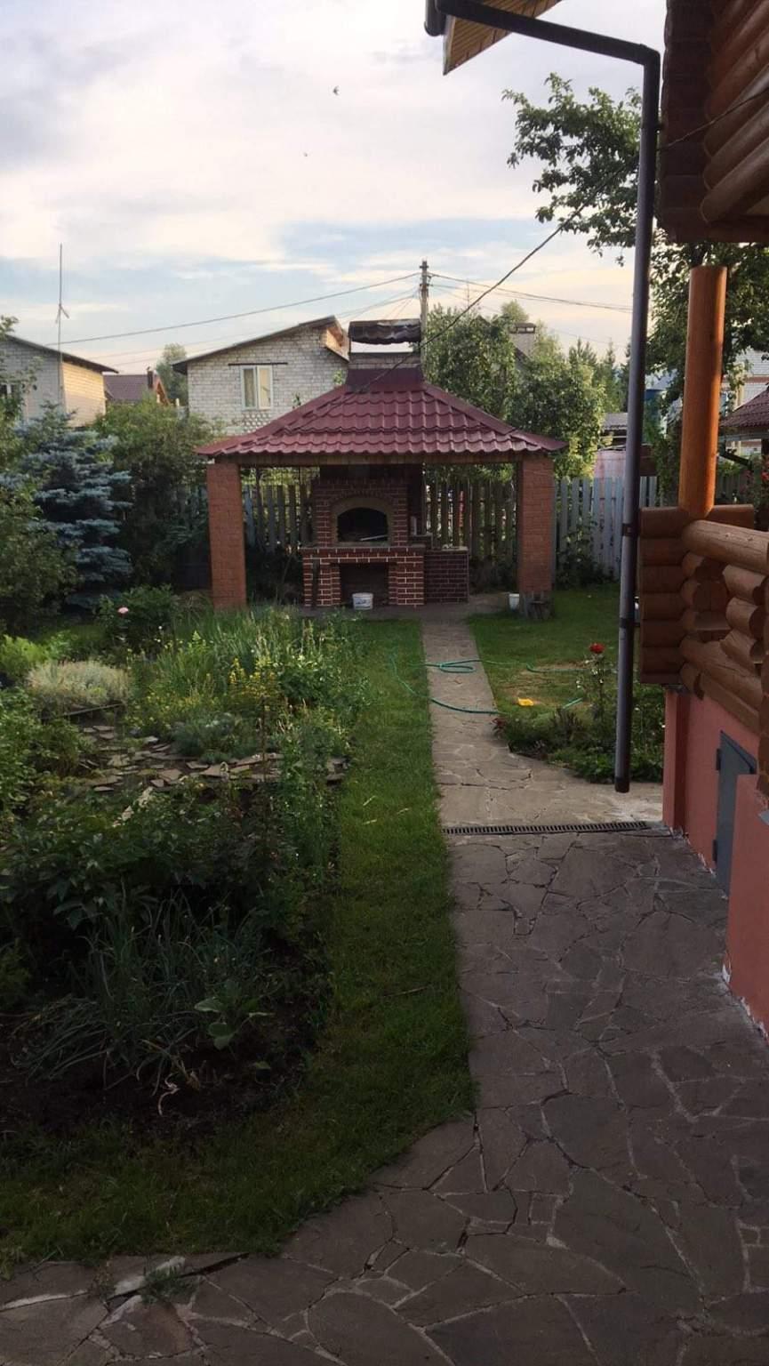 Сдается бревенчатый дом в Царевщине