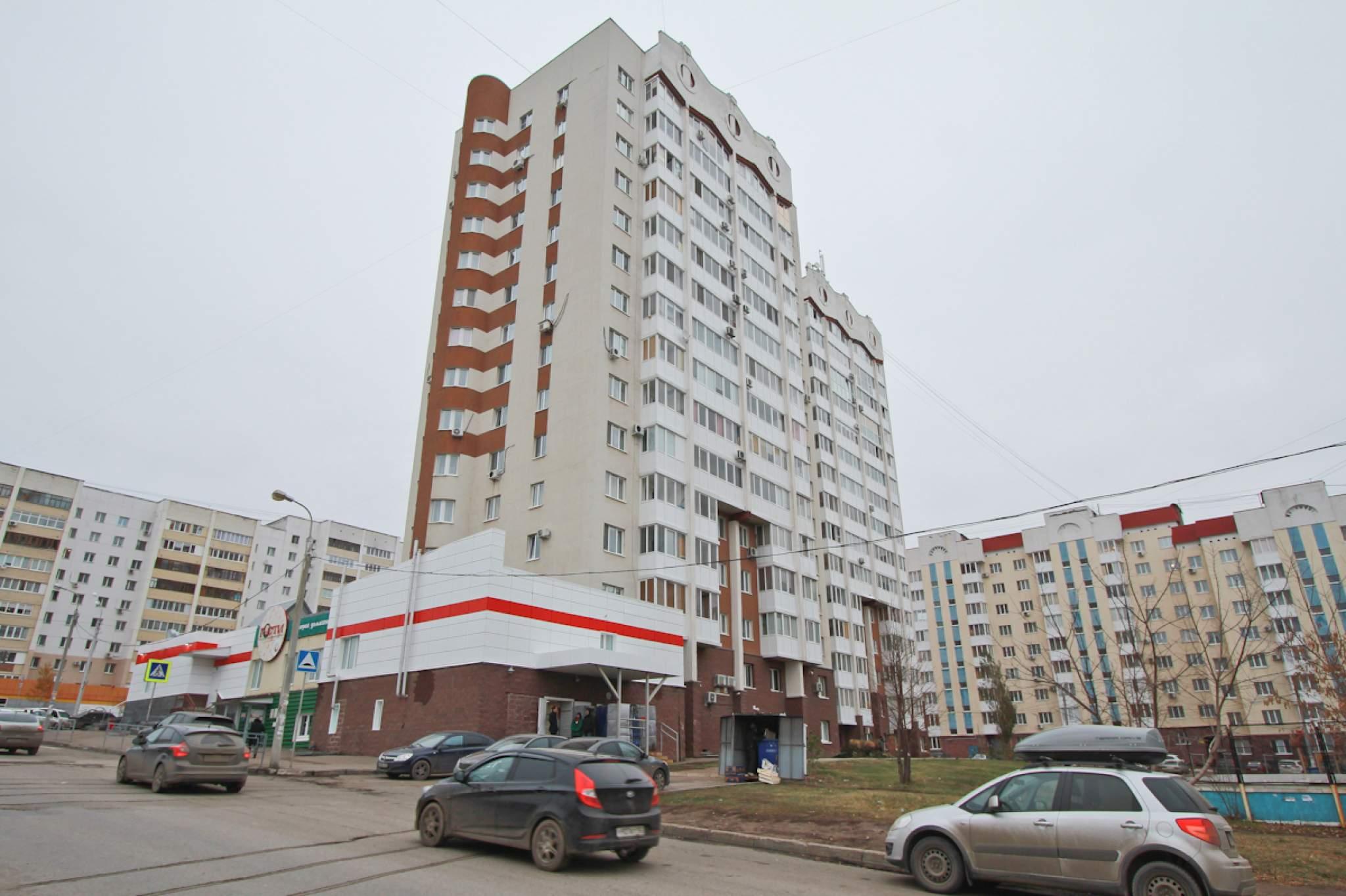 Республика Башкортостан, Уфа, Софьи Перовской, д.42