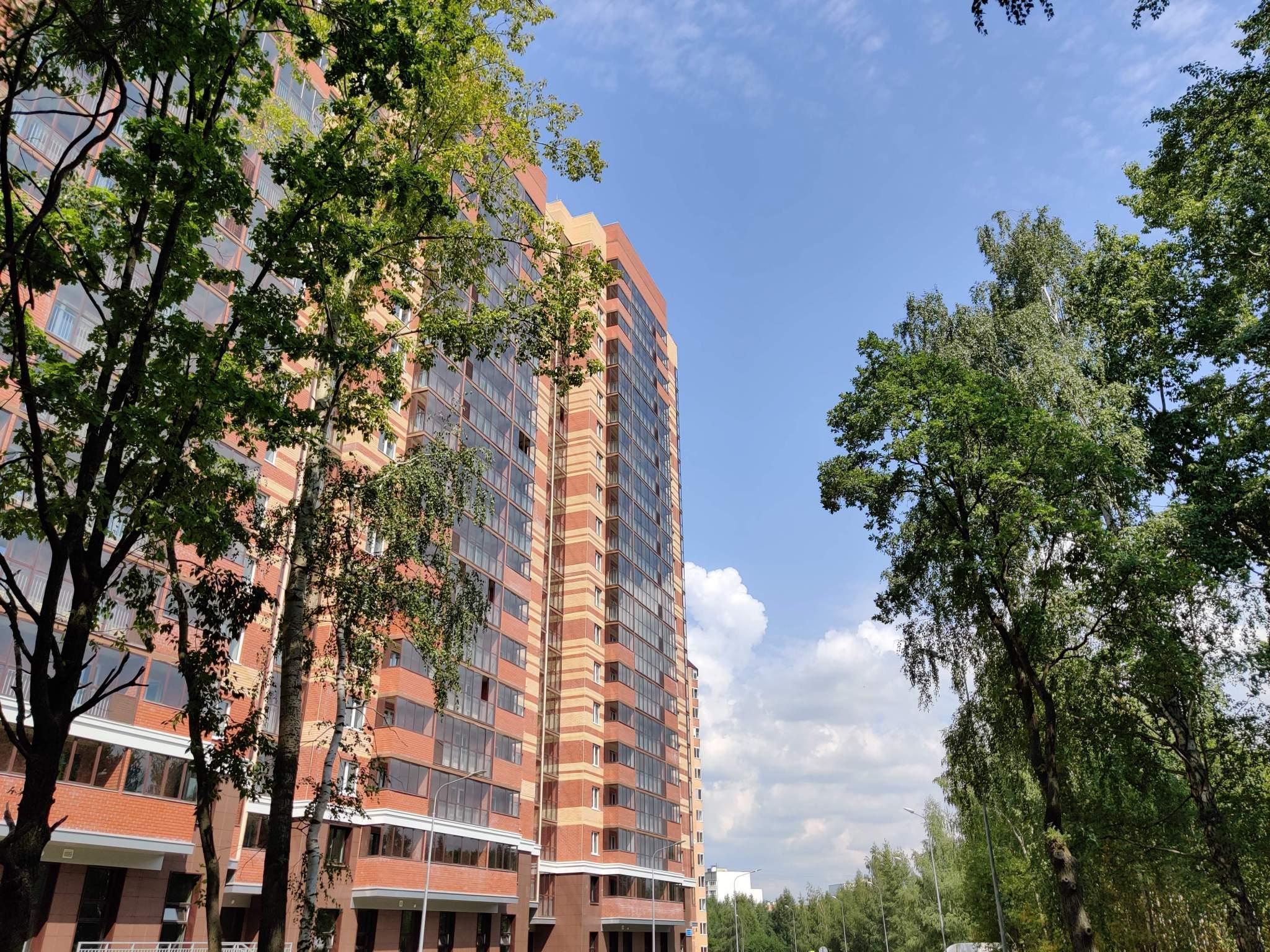 Продажа 2-к квартиры Чингиза Айтматова улица, д.9